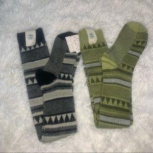 NWT Free People Knee High Sock Bundle One Size